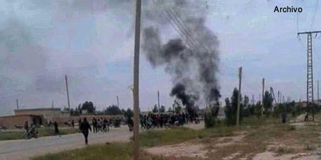 Integrantes de milicia proestadounidense resultan heridos en ataque de Grupos Populares
