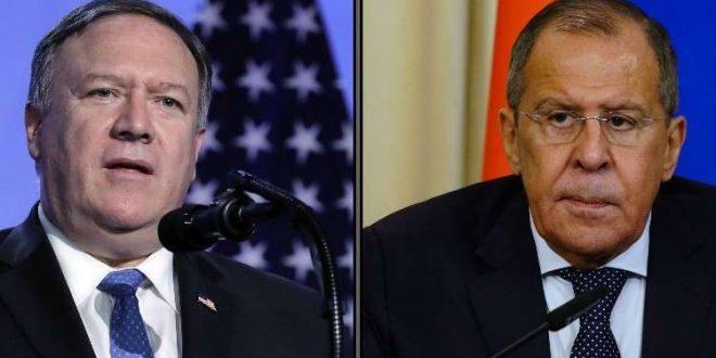 Lavrov et Pompeo examinent la situation en Syrie