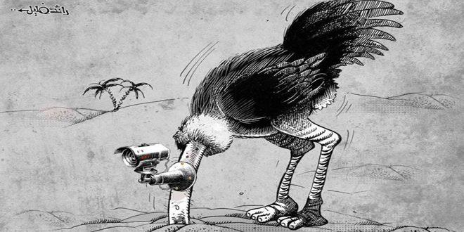 Le caricaturiste Raed Khalil remporte le prix d'argent au festival «Free Cartoon Online» en Chine