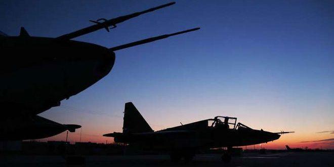 Le ministère russe de la Défense : Une attaque contre la base de Hmeymim a été déjouée
