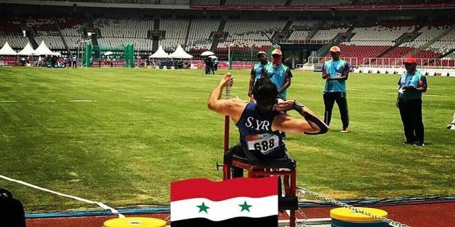 Alaa Abdel Salam se qualifie pour les jeux paralympiques de Tokyo 2021