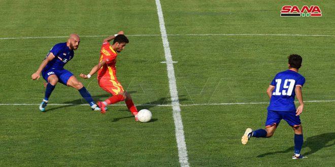 Pour la 3e fois dans son histoire, Tichrine remporte le titre de la Première Ligue de football