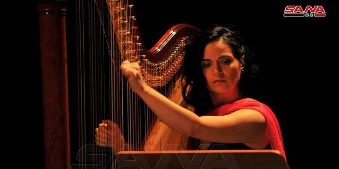 La Syrie participe à une activité à l'occasion de la Journée internationale de la Harpe à côté de cinq autres pays