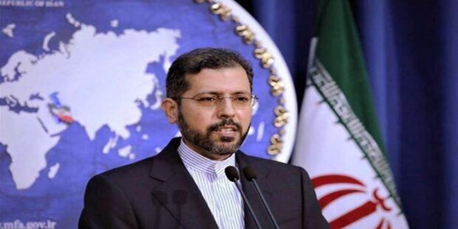 Le ministère iranien des AE: L'agression américaine contre des zones à Deir Ezzor est une violation flagrante de la souveraineté et de l'intégrité territoriale de la Syrie