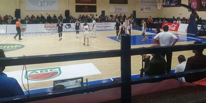 Le club al-Thawra remporte la deuxième place au championnat arabe de basket-ball féminin