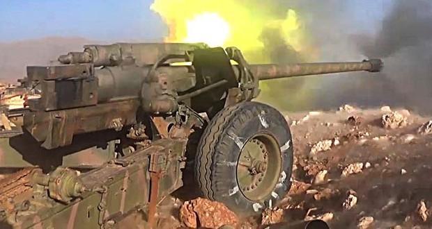 Сводка контртеррористических операций Сирийской армии за 20 сентября