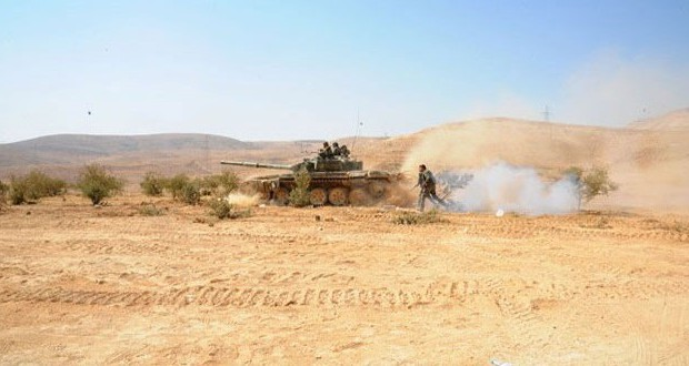 Сводка контртеррористических операций Сирийской армии за 23 октября