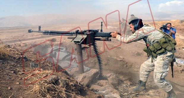 Сводка антитеррористических операций Сирийской армии за 24 октября
