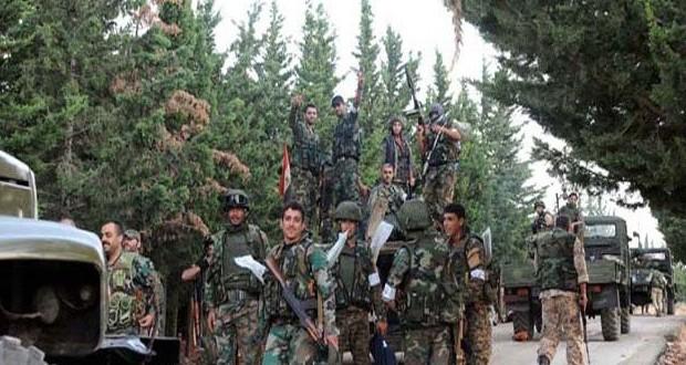 Сводка контртеррористических операций Сирийской армии за 16 октября