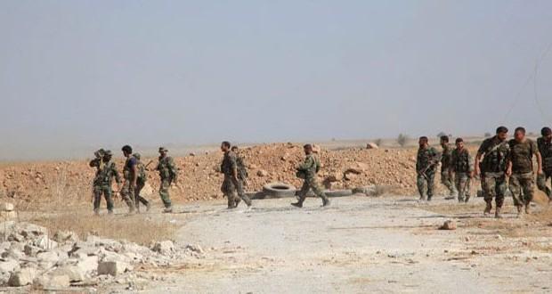 Сводка спецопераций Сирийской армии за 30 октября