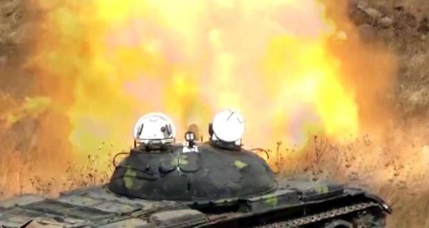 Сводка антитеррористических операций Сирийской армии за 31 октября
