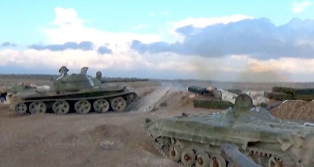 Сводка контртеррористических операций Сирийской армии за 17 октября