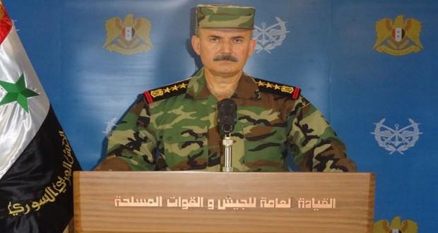 Верховное командование ВС САР: Сирийская армия при интенсивной поддержке авиации продолжила успешные контртеррористические операции во многих районах страны