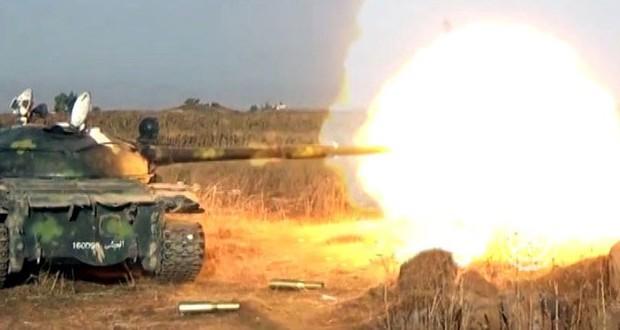 Сводка контртеррористических операций Сирийской армии за 28 октября