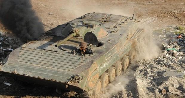 Сводка контртеррористических операций Сирийской армии за 21 ноября