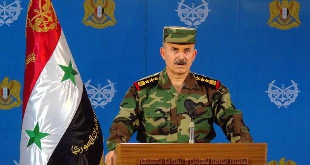 Верховное командование САА: Естьдостоверная информация, что Турцияувеличила поставкутеррористам оружия, боеприпасов и военной техники