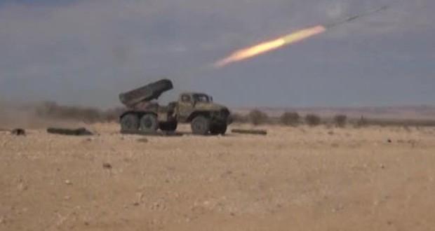 Сводка контртеррористических операций Сирийской армии за 8 ноября