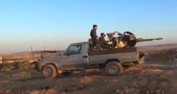 Сводка контртеррористических операций Сирийской армии за 9 ноября