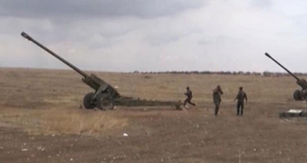 Сводка контртеррористических операций Сирийской армии за 15 ноября