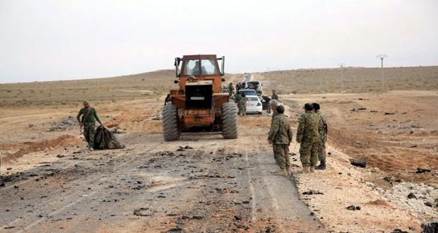Сводка контртеррористических операций Сирийской армии за 4 ноября