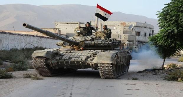 Сводка контртеррористических операций Сирийской армии за 23 ноября