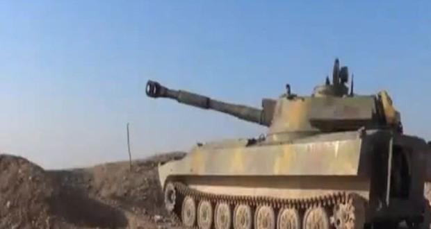 Сводка контртеррористических операций Сирийской армии за 1 ноября