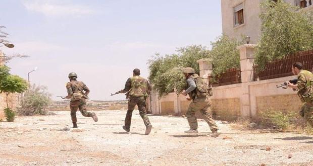 Сводка спецопераций Сирийской армии за 7 ноября
