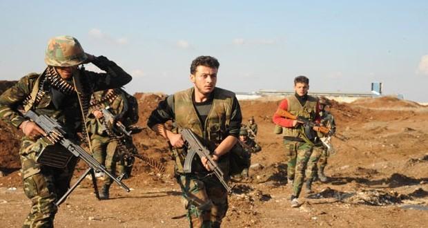 Сводка спецопераций сирийской армии за 26 ноября