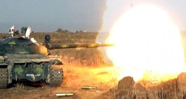 Сводка контртеррористических операций Сирийской армии за 17 ноября