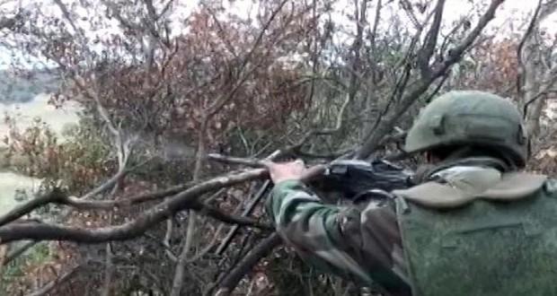 Сводка антитеррористических операций Сирийской армии за 5 декабря