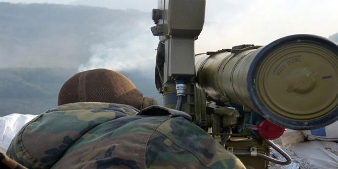 Сводка спецопераций Сирийской армии за 10 декабря