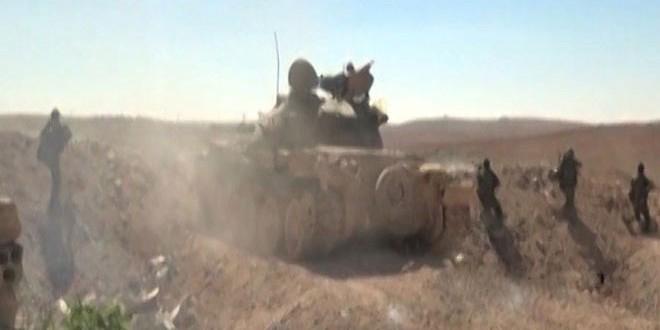 Сводка антитеррористических операций Сирийской армии за 17 декабря
