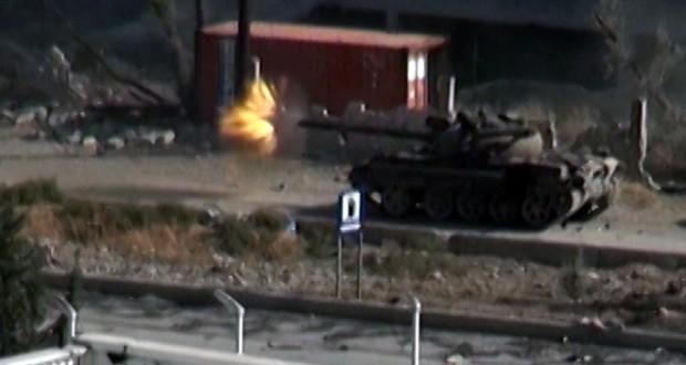 Сводка контртеррористических операций Сирийской армии за 4 декабря