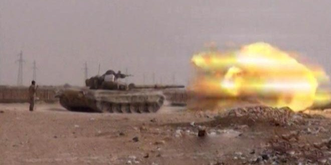 В провинции Алеппо ликвидированы десятки террористов «Джебхат Ан-Нусры» и ДАИШ