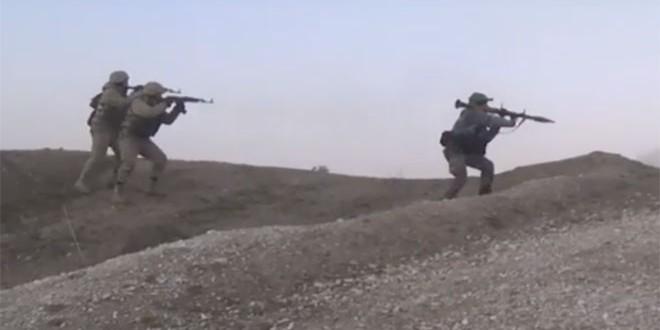 Сводка контртеррористических операций Сирийской армии за 21 декабря