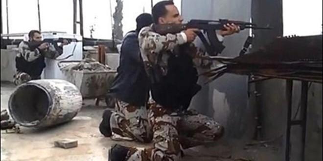 Сводка антитеррористических операций Сирийской армии за 19 декабря