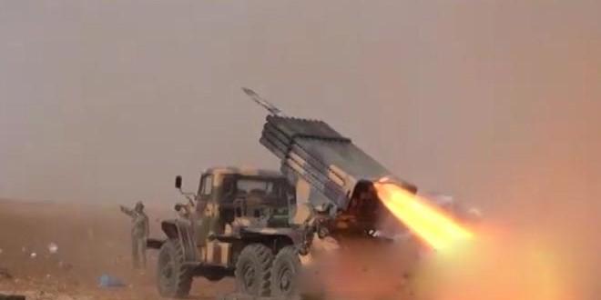 Сводка контртеррористических операций Сирийской армии за 30 декабря