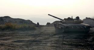 Сводка контртеррористических операций Сирийской армии за 2 декабря