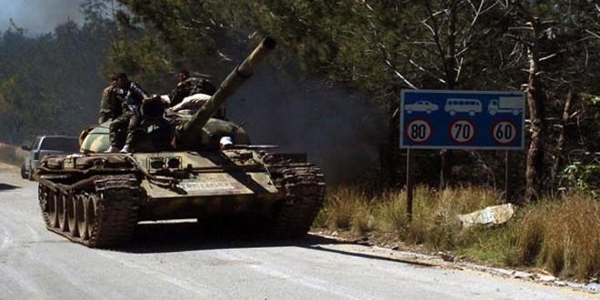 Сводка спецопераций Сирийской армии за 24 декабря