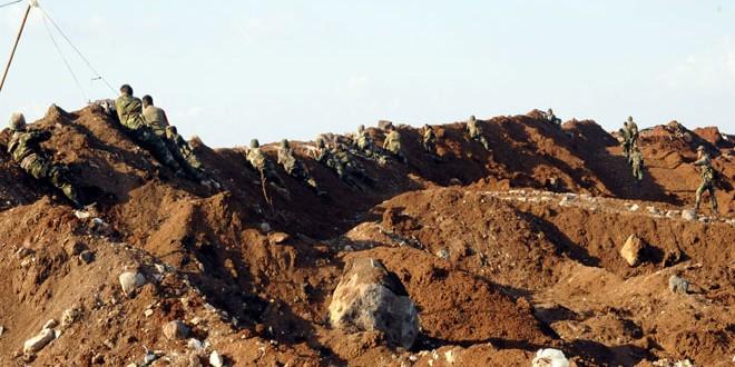 Сводка контртеррористических операций Сирийской армии за 21 января