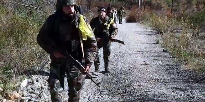 Сводка боевых операций Сирийской армии за 30 января