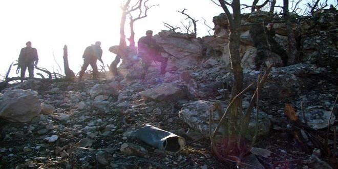 Сводка спецопераций Сирийской армии за 22 января