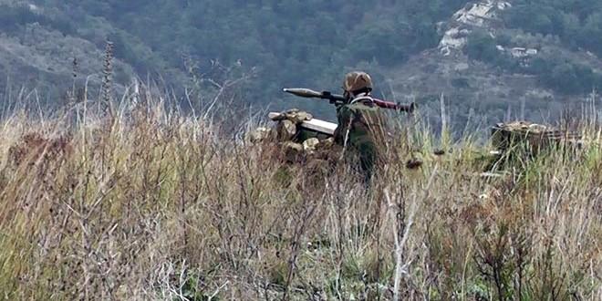 Сводка контртеррористических операций Сирийской армии за 7 января
