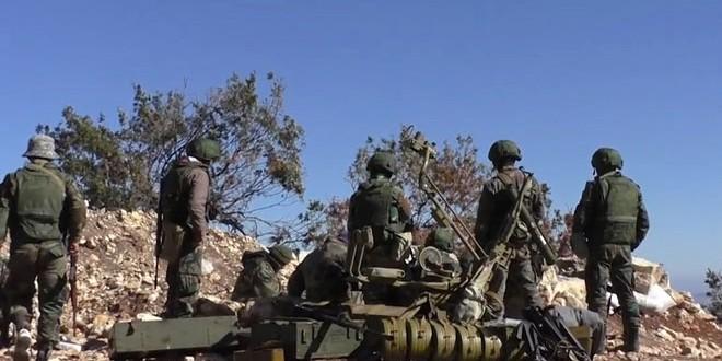 Сводка спецопераций Сирийской армии за 13 февраля