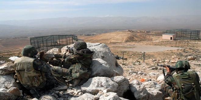 Сводка контртеррористических операций Сирийской армии за 10 февраля