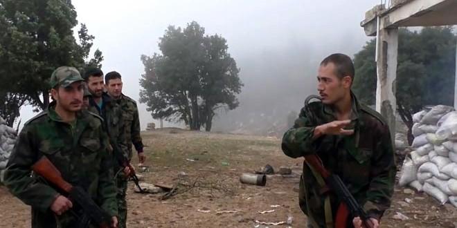 Сводка контртеррористических операций Сирийской армии за 10 марта