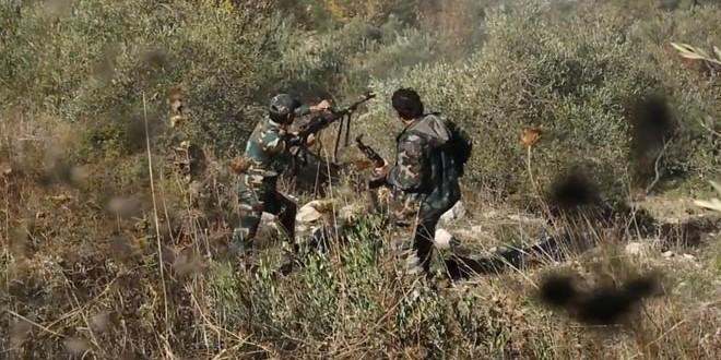 Сводка контртеррористических операций Сирийской армии за 11 апреля