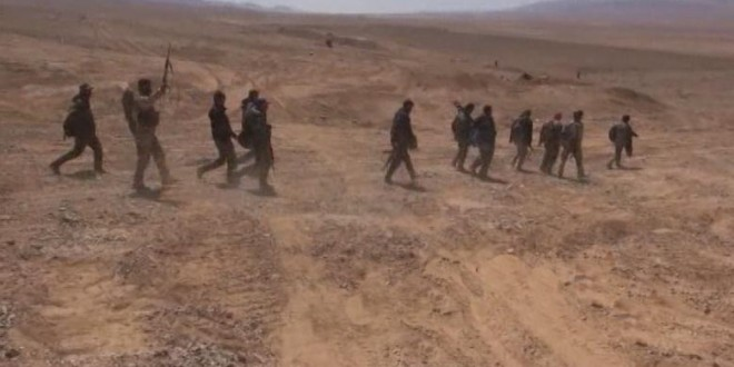 Сводка контртеррористических операций Сирийской армии за 3 апреля