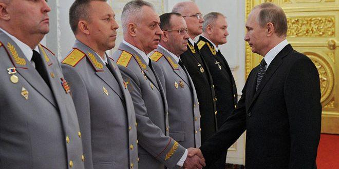 Путин: Благодаря ВКС РФ Сирийская армия овладела стратегической инициативой