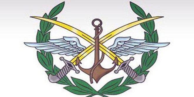 Верховное командование Армией и Вооруженными силами САР объявило об установлении «режима тишины» 30 апреля